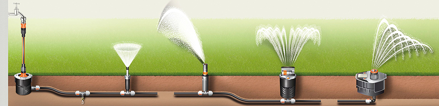 Designing your Irrigation System | World of Watering