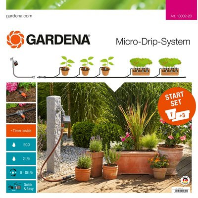 Gardena Starter Set Terrace Advanced
