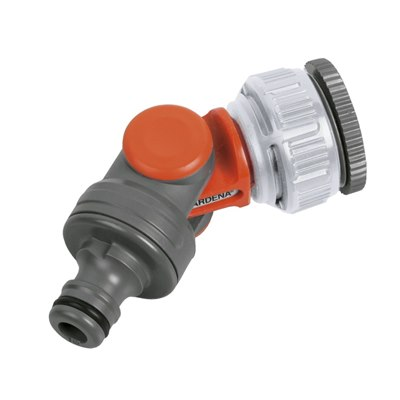 Gardena Angled Tap Connector