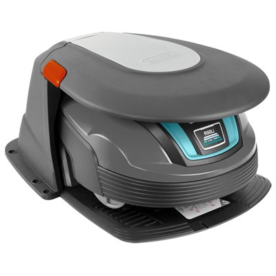 Gardena House For Robotic Lawnmower