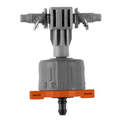 Gardena Adjustable Inline Drip Head