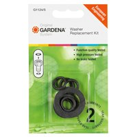 "1124-20 Gardena 3/4"" Washer & 9mm O-Rings"